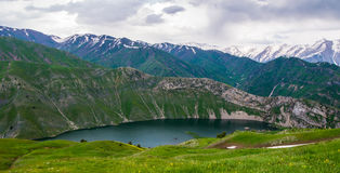 Susyngen湖 免版税库存图片