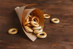 Suszarniczy bagels Fotografia Stock