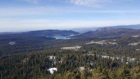 Suszarniczy jezioro Obraz Royalty Free