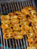 suszarniczy persimmons Obraz Royalty Free