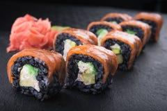 Suszi rolka z tuńczykiem Obraz Stock