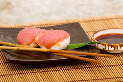 suszi rybi tuńczyk fotografia stock