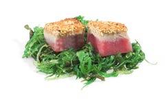 ` suszi sposobu ` tuńczyka veg sezame zdjęcia stock