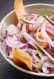SUSZI tuńczyka sałatka zdjęcie stock