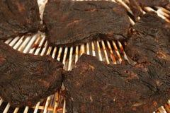 suszona wołowina Zdjęcie Stock