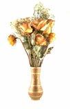 suszone kwiatki Zdjęcie Stock