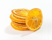 suszone plasterki pomarańczy Obraz Royalty Free