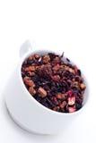 Suszy kwiat herbaty zdjęcia royalty free