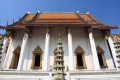 sutat寺庙 图库摄影