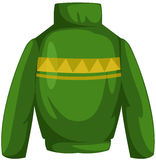 Suéter verde Imagenes de archivo