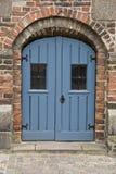 suterenowy drzwi zdjęcie royalty free