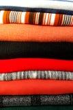 Suéteres Fotografía de archivo