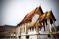 Suthat tempel Royaltyfri Foto