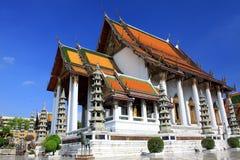 Suthat Tempel, Bangkok, Thailand Stockfoto