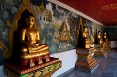 Suthep temple. Doi Suthep temple in Chiang Mai Royalty Free Stock Photo