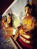 Suthep Temple i Chiang Mai Royaltyfria Foton