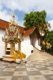 suthep thailand för changdoimai Arkivbilder