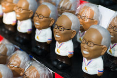 Suthep Thaugsuban Figurines Royalty Free Stock Photography