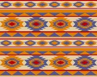 Suthwestern navajo wzór Zdjęcie Stock