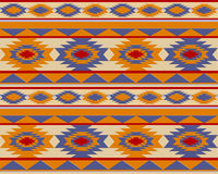 Suthwestern navajomodell Arkivfoto