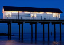 Suthwold Pier Stock Images