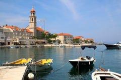 Sutivan, Croacia imagenes de archivo