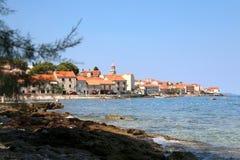 Sutivan, Croacia foto de archivo