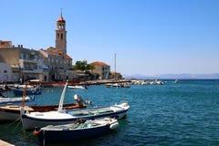 Sutivan, Croacia fotografía de archivo