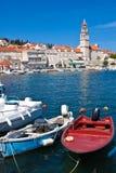 Sutivan en la isla Brac, Croatia Fotografía de archivo libre de regalías