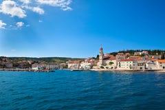 Sutivan on island Brac, Croatia Stock Images