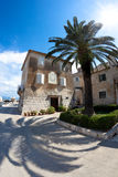 Sutivan on island Brac, Croatia Royalty Free Stock Images