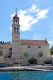 Sutivan on island Brac, Croatia Royalty Free Stock Photos