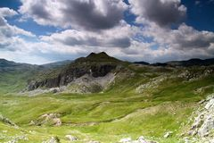 Sutjeska national park Royalty Free Stock Photography