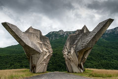 Sutjeska National Park, Bosnia and Herzegovina Royalty Free Stock Photo