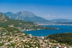 Sutomore resort, Montenegro royalty free stock photos