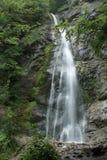 Sutovsky vattenfall royaltyfri fotografi