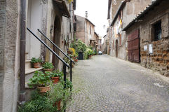 Sutri, Italie Photos stock