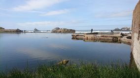 Sutro Baths. Image of Sutro Baths San Francisco stock images