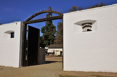 Sutter fort, Sacramento obrazy royalty free