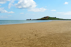 Sutton beach Stock Photography