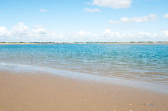 Sutton beach Stock Photography