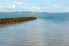 Sutton beach Royalty Free Stock Images