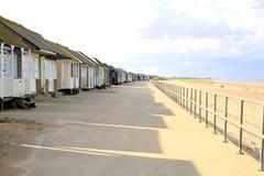 Sutton en el mar, Lincolnshire, Reino Unido Foto de archivo