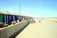 Sutton-en-mar, Lincolnshire, Reino Unido Foto de archivo libre de regalías