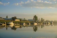Sutton mosta marina zdjęcie royalty free