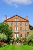 Sutton Park-georgisches Landhaus Lizenzfreie Stockfotografie