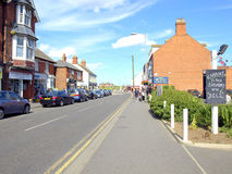 Sutton on Sea, Lincolnshire. Royalty Free Stock Image