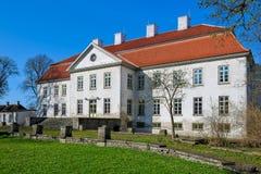 Suuremoisa Manor Royalty Free Stock Image