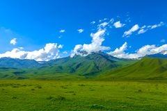 Suusamyr Too Mountain Range 12 stock image