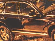 SUV στοκ εικόνες